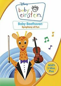Disney Baby Einstein +++ (DVD) Free Shipping + 40% Off on 4 or More