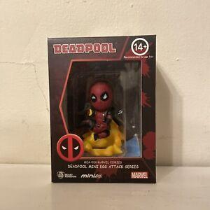 Marvel Comics Deadpool Mini Egg Attack Vinyl Figure New In Box