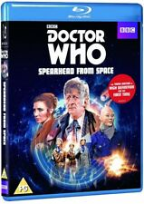 DR WHO 051 (1970) SPEARHEAD FROM SPACE - TV Doctor Jon Pertwee - NEW BLU-RAY UK