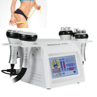 5 in 1 40K Cavitation Multipolar RF  Vacuum Body Slimming Fat Removal Machine CE