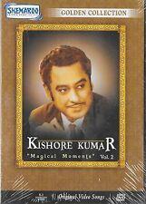 KISHORE KUMAR - MAGICAL Moments Vol.2 - NUEVO shemaroo Música DVD