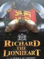 COO Models Richard the Lionheart METAL Shoulder Armour loose 1/6th scale