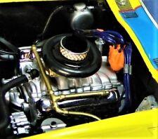 1963 Vette Chevy Corvette Concept 1 Car 43 Sport 24 Race 18 Carousel Yellow 12