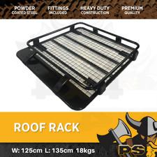 Aluminium Roof Rack for Toyota Hilux 1998-2015 Dual Cab Cage Basket