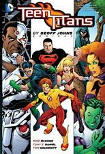 Teen Titans by Geoff Johns Omnibus by Geoff Johns Hardcover DC Comics New