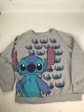LILO & STITCH Official Disney Store Long Sleeve Sweatshirt Women's Large