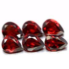 TOP GARNET LOT : 7,59 Ct Natürlicher Rosa Rot  Pyrop Granat aud Mosambik