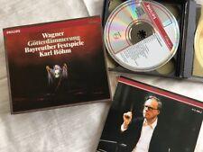 WAGNER DIE WALKURE MEtropolitan Orchestra 1957 Otto Edelmann & Mitropoulos MINT