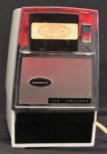 Vintage DAZEY Products Co KCMO USA Model 1000 ELECTRIC ICE CRUSHER Works