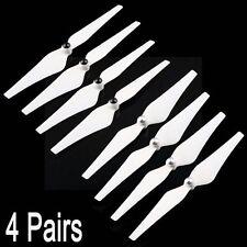 """4 Pairs 9"""" 9443 Self-Tightening Propeller Prop For DJI Phantom 2 Vision + Plus"""