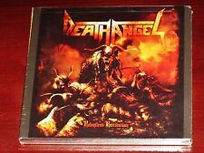 Death Angel: Relentless Retribution Deluxe Edition CD + DVD Set 2010 NB USA NEW