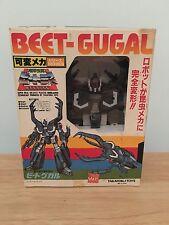 BEET GUGAL PRE TRANSFORMER ORIGINAL CHOP SHOP TAKATOKU TOYS MINT IN BOX
