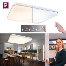 Paulmann LED Deckenleuchte Costella Eckig 22W 2000L 3xClick Weißlichtsteuerung