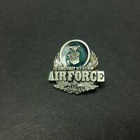 AIRFORCE Lapel Pin Pinback 015 Siskiyou NC 980281 2036