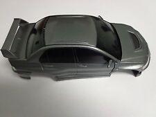 Mitsubishi Lancer Evolution RC Assy Car Body Gray