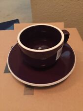 Sasaki Colorstone tea cups and saucers