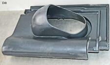 Marley Grundplatte Flachdachziegel Dachdurchführung Gp-Hp-26 Anthrazit