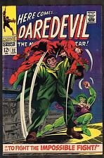 Daredevil #32 ~ ..To Fight the Impossible Fight! ~ 1967 (4.5) WH
