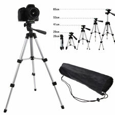 Professional Travel Tripod Digital Camera Camcorder Video Stand 360° Fluid Head