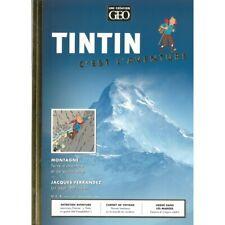 TINTIN c'est l'aventure N°3 (collection GEO)