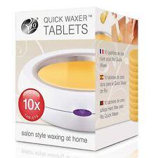 Rio Beauty QUICK Waxer sostituzione Home Waxing Tablet-confezione da 10