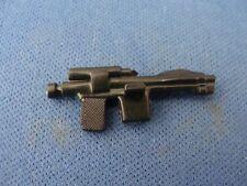 Black Stormtrooper Gun/Blaster  Reproduction Weapon   Star Wars Figures LOT