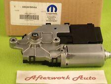 MOPAR 68026590AA Sunroof Motor for 07-09 DURANGO ASPEN 07 08 PACIFICA 07 CARAVAN