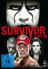 WWE Survivor Series 2014 DVD DEUTSCHE VERKAUFSVERSION