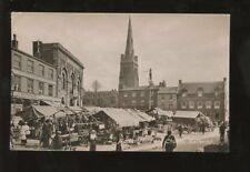 Northants KETTERING Market Place RP PPC Valentines