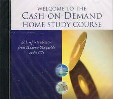 Welcome To The Cash On Demand Home Study Course : Andrew Reynolds : CD :