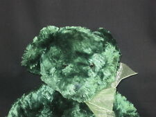 Russ Blarney St. Patrick'S Shamrock Emerald Green Teddy Bear Plush Stuffed Toy