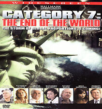 CATEGORY 7: THE END OF THE WORLD (DVD, 2006) RANDY QUAID SHANNON DOHERTY