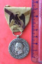 France - Très Jolie Médaille Campagne de l' Expédition du Mexique 1862-1863