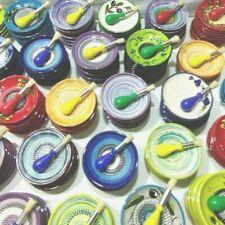 Keramik-Reibe mit Pinsel für Ingwer-Knoblauch-Muskat-Parmesan-Zesten-uvm.