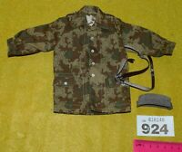 Egon MG34 Gunner Winter Hooded Jacket DID Action Figures 1//6 Scale