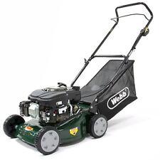 Webb WER41HP 41cm 118cc Hand-Push Petrol Rotary Lawnmower + WARRANTY! RRP £160!