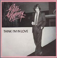 """7"""" Eddie Money Think I`m In Love / Drivin`Me Crazy 80`s CBS A-2509"""