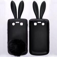 TPU Rabbit-Hase Bunny Case mit Schlappohren Silikonhülle.