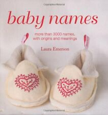 Baby Names: More than 3000 names, with origins and meanings (Gift),Laura Emerso