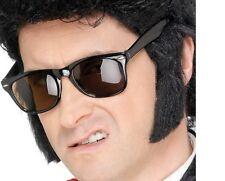 ANNI 50 ANNI '60 ANNI 70 BASETTE Rocker Teddy Boy Costume MADIE Nuovo Da Smiffys