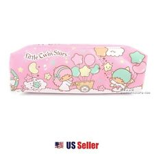 Little Twin Stars Pencil Case Cosmetic Multi-Purpose Pouch