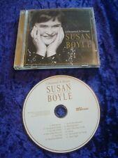 CD.SUSAN BOYLE.I DREAMED A DREAM.12 TRACKS.SONY MUSIC.X FACTOR.SIMCO.