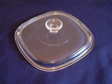 PYREX CORNINGWARE GLASS REPLACEMENT LID A-9-C
