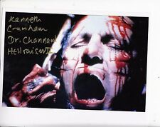 HELLRAISER HAND SIGNED 10 x 8 INCH PHOTOGRAPH Autograph Signed
