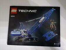 Lego Technic  Bauanleitung  Seilbagger #42042 gebraucht KEINE STEINE
