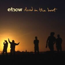 Elbow - Dead In The Boot NEW CD