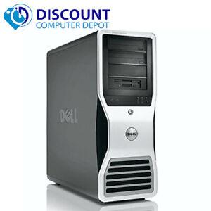 Dell Precision T3500 Workstation PC Windows 10 Pro Xeon 2.93GHz 12GB 1TB HDMI