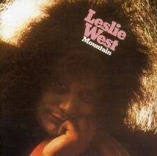 Leslie West Mountain CD NEW SEALED 2000 This Wheel's On Fire+