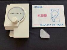 TOYOTA KNITTING MACHINE PARTS ACCESSORIES K55-1 K55 4.5MM LINKER CARRIAGE X1
