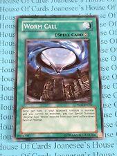 Worm Call TSHD-EN056 Common Yu-Gi-Oh Card 1st Edition New